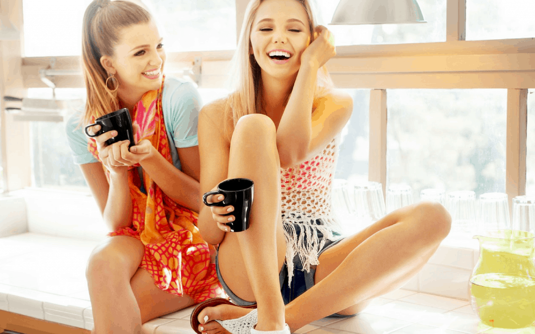 How to Survive Living With a Roommate for the First Time