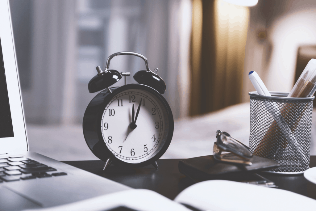 ways you might be wasting time