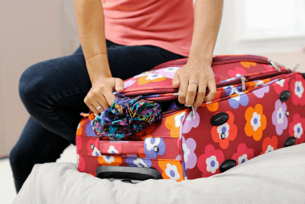 pack for vacation