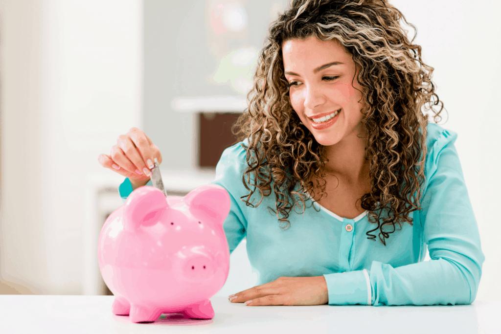 piggy bank - ways to save money