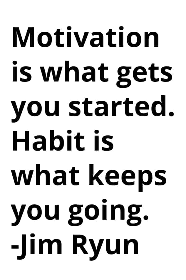Creating Healthy Habits: How to Form a New Habit in 6 Steps