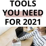12 Money Tools You Need for 2021